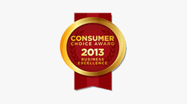 2013 Consumer Choice Award