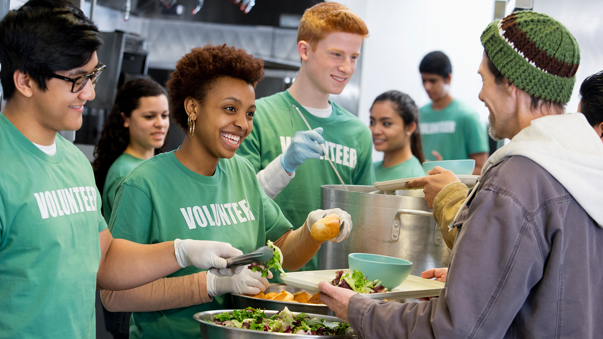 Volunteering: Types of volunteer work and why they affect