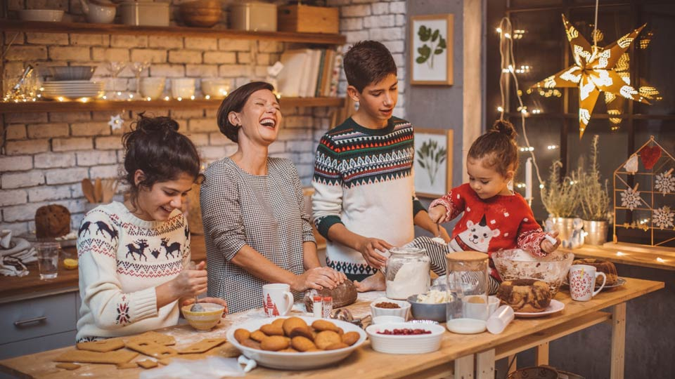 Three Delicious Holiday Dessert Recipes for Restricted Diets | INTEGRIS