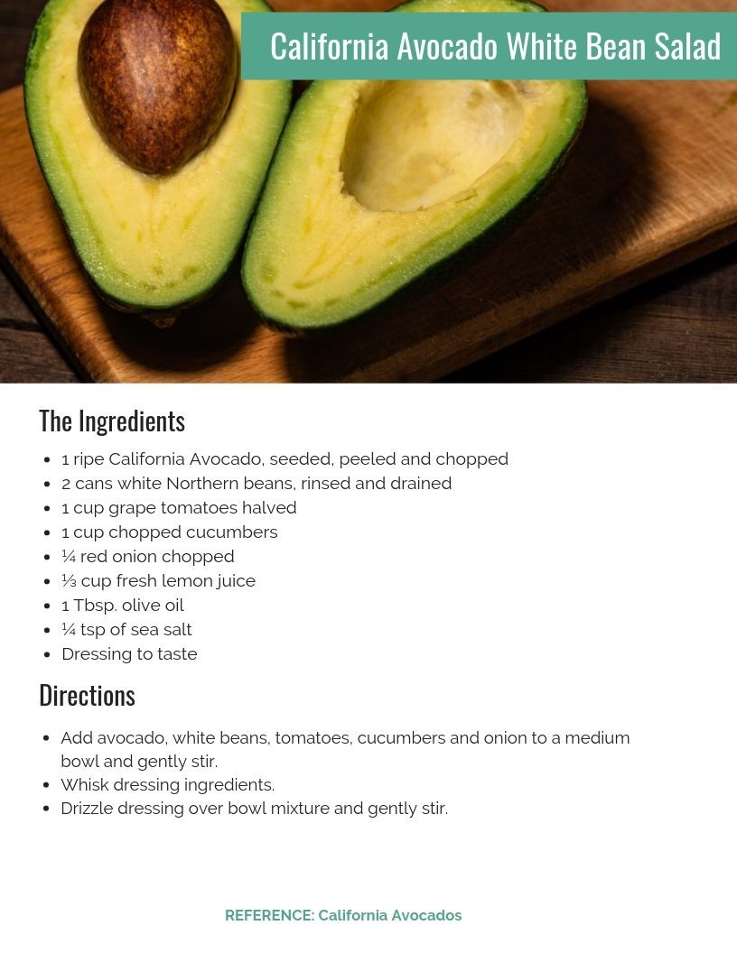 summer superfood recipe