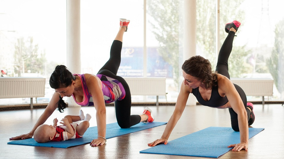 Mommy And Me Fitness Classes In Oklahoma Integris