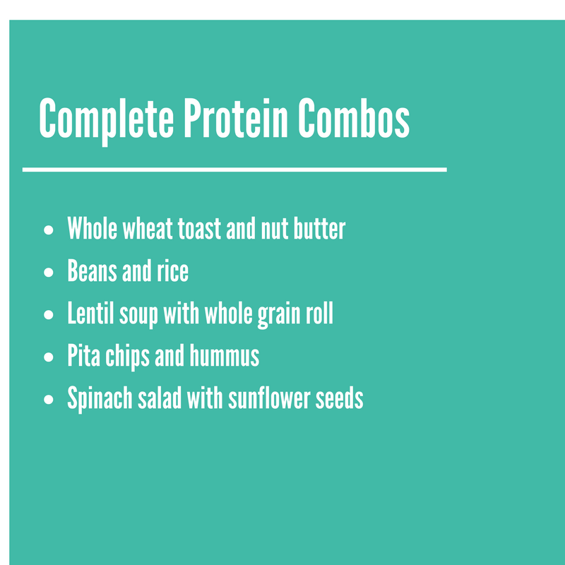 whole protein combos