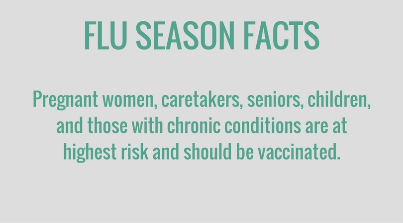 high-risk groups for the flu virus
