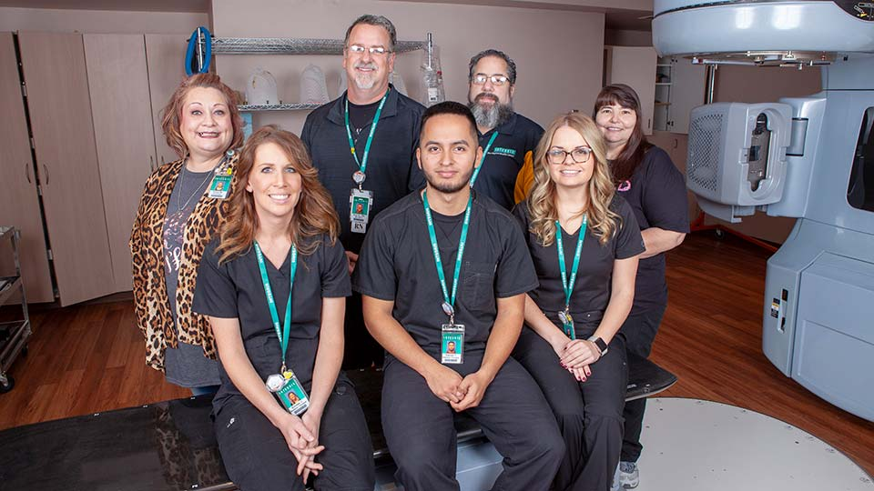 Photo of INTEGRIS Bass Baptist Health Center Radiology Team