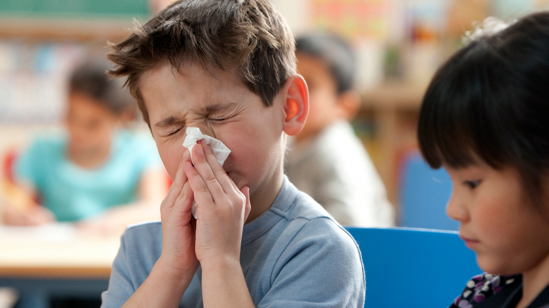 Influenza (Flu) in Children